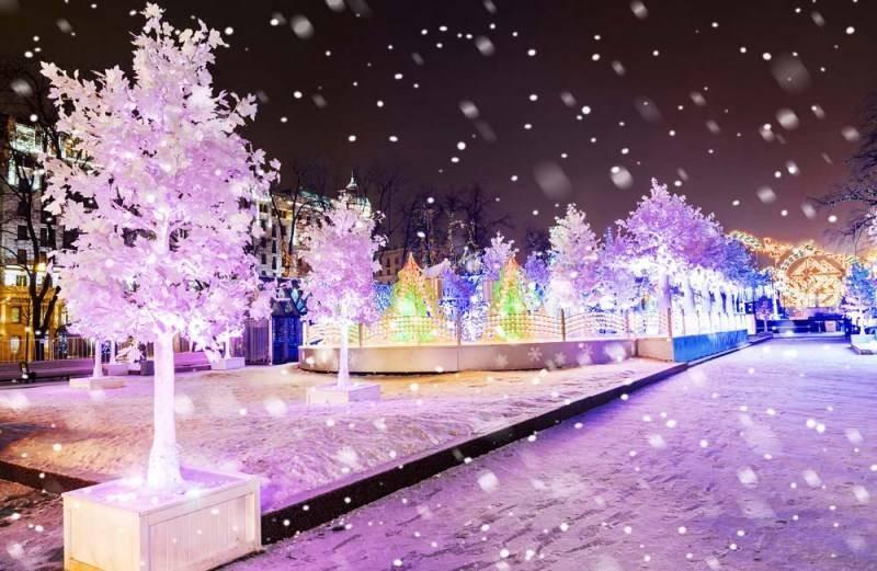 Самые интересные мероприятия в Москве с 1 по 10 января 2021 года