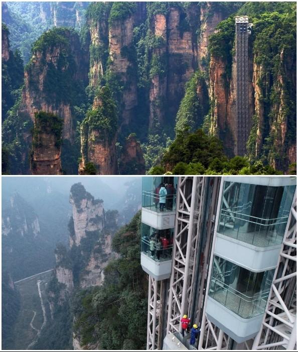 ТОП-10 необычных лифтов в мире
