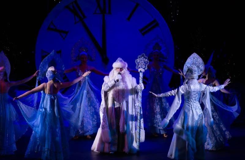 Во сколько начинается новогодний концерт на Первом канале 1 января 2021 года
