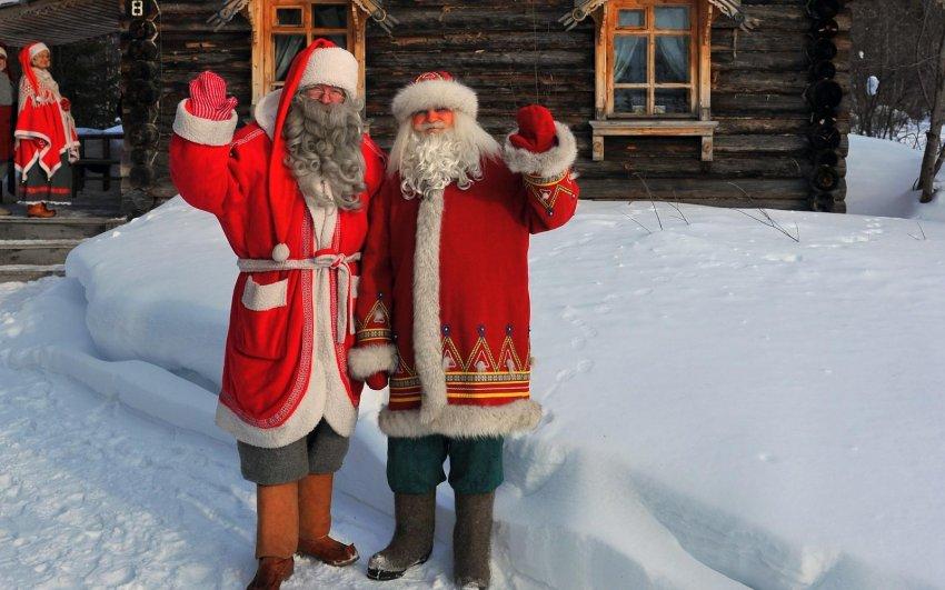Где искать настоящего Деда Мороза?