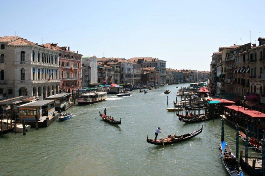 Экскурс в историю возникновения Венеции: как и зачем она строилась на воде