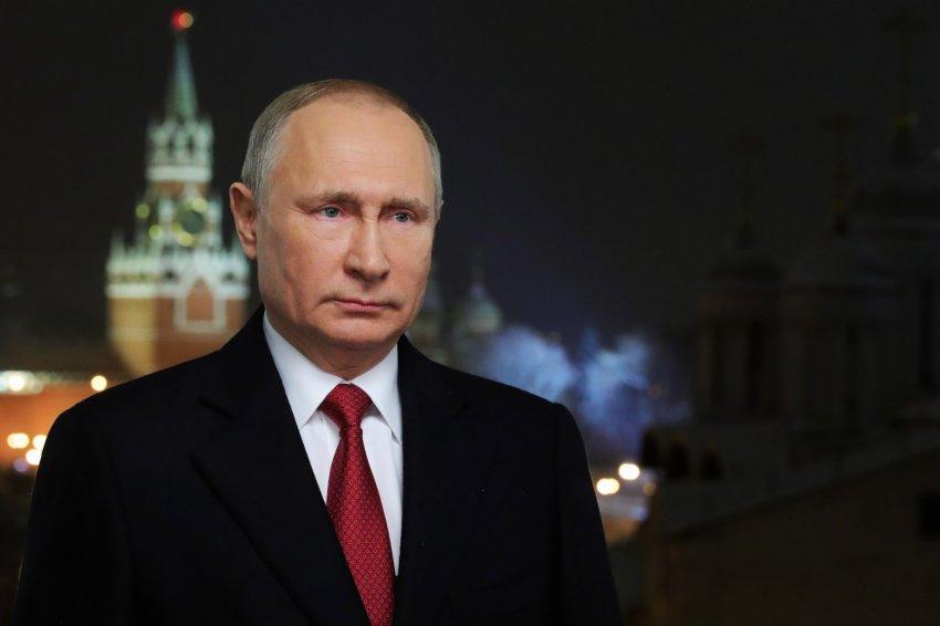 Песков рассказал, где и с кем Путин будет встречать Новый 2021 год