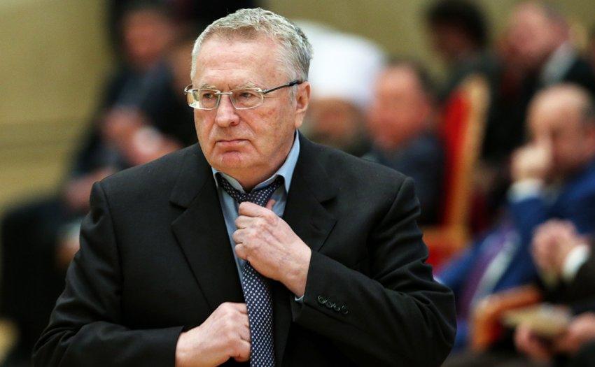 Правда ли, что Владимир Жириновский умер или это слухи