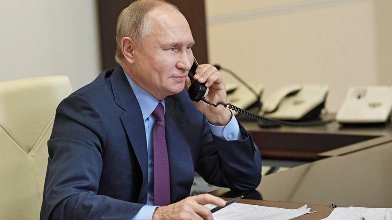 В Кремле сообщили о планах Владимира Путина на прививку от COVID-19