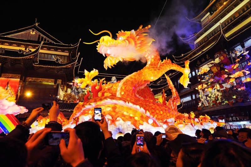 Дата начала и окончания Нового года в Китае в 2021 году привязана к лунному календарю