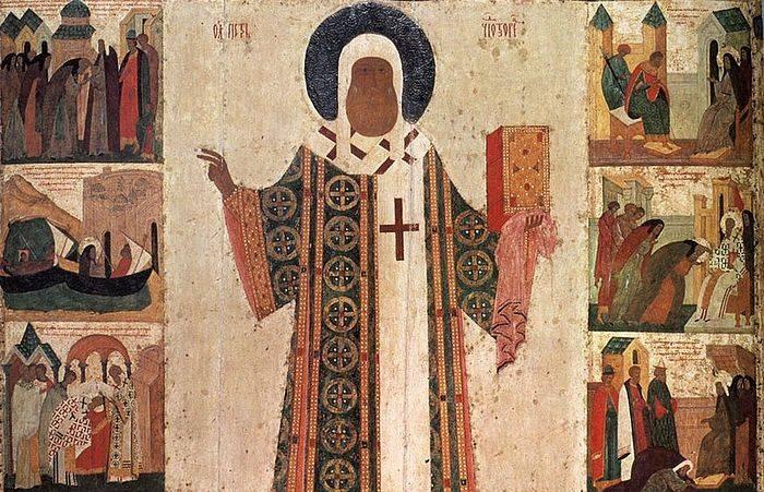 Православная церковь 3 января чтит память Святителя Петра