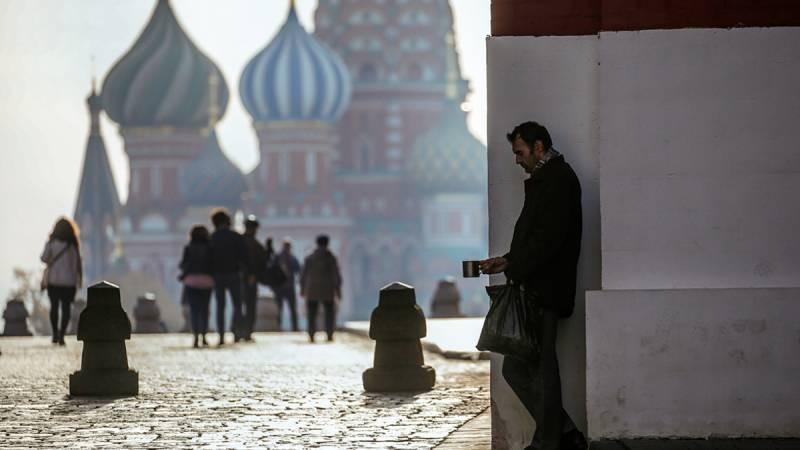 Россия возвращается в «лихие 90-е», покупательская способность снижается с каждым днем