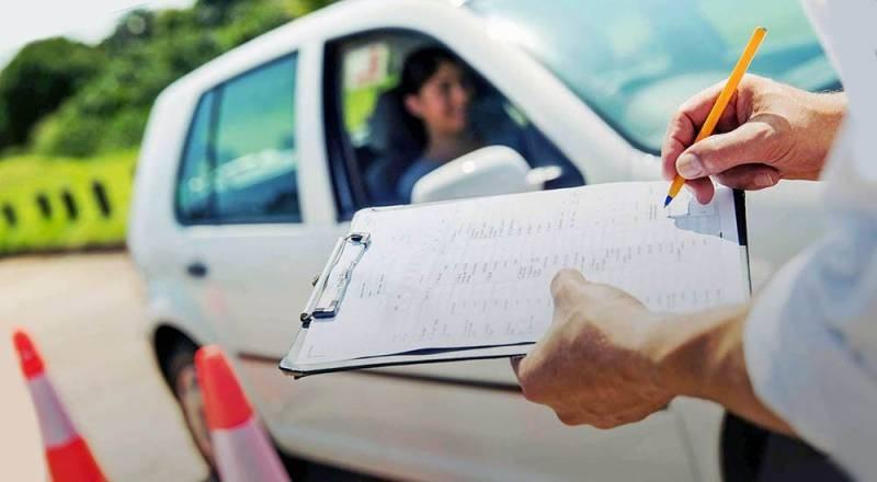 В России вводят новые правила сдачи экзаменов на права с 1 апреля 2021 года