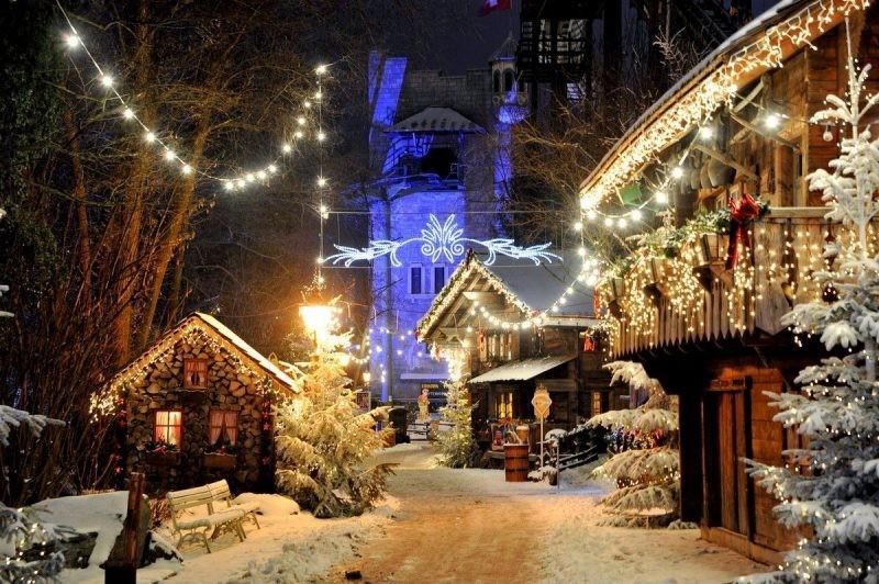 История Рождества Христова и поздравления с праздником в картинках