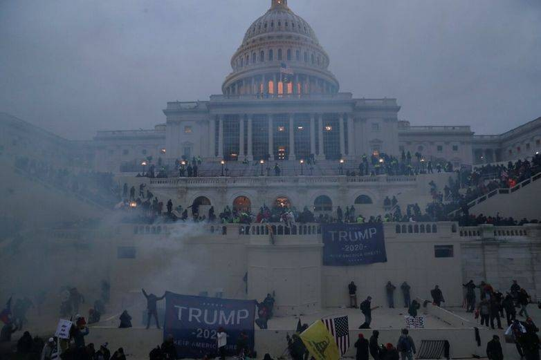 Что за волнения и протесты происходят в США в январе 2021 года
