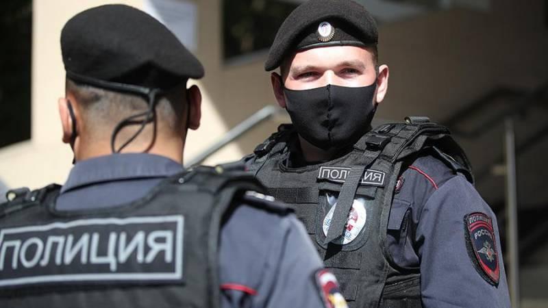 В Москве создаются специальные полки полиции