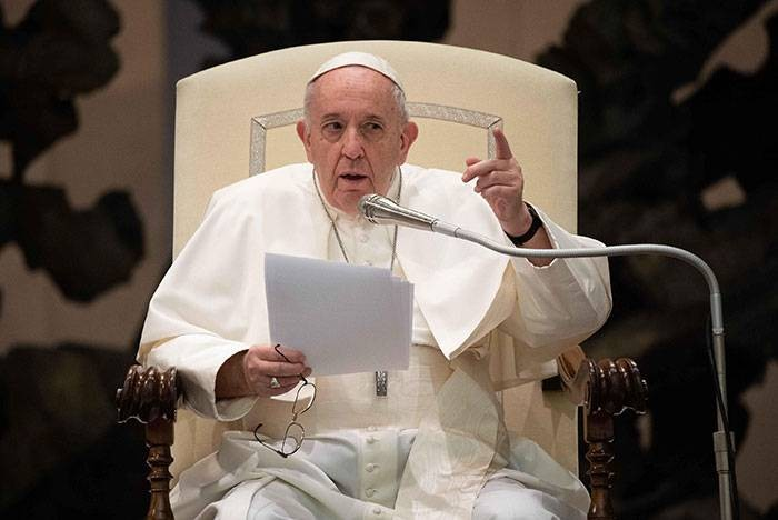 В Сети обсуждают пророчество о последнем в мире Папе Римском
