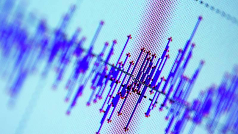 В Монголии 12 января 2021 года произошло землетрясение
