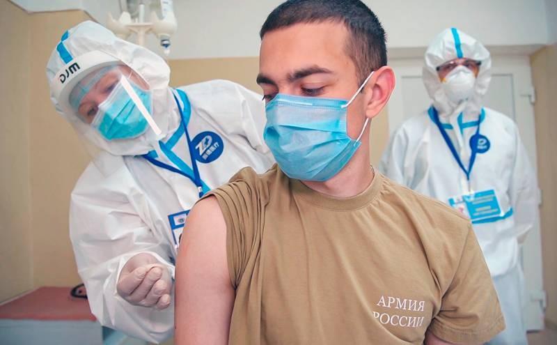 В Москве в январе 2021 года откроют запись на вакцинацию от коронавируса для новых групп населения