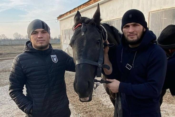 Умар Нурмагомедов выйдет в октагон в матче против Сергея Морозова 20 января 2021 года