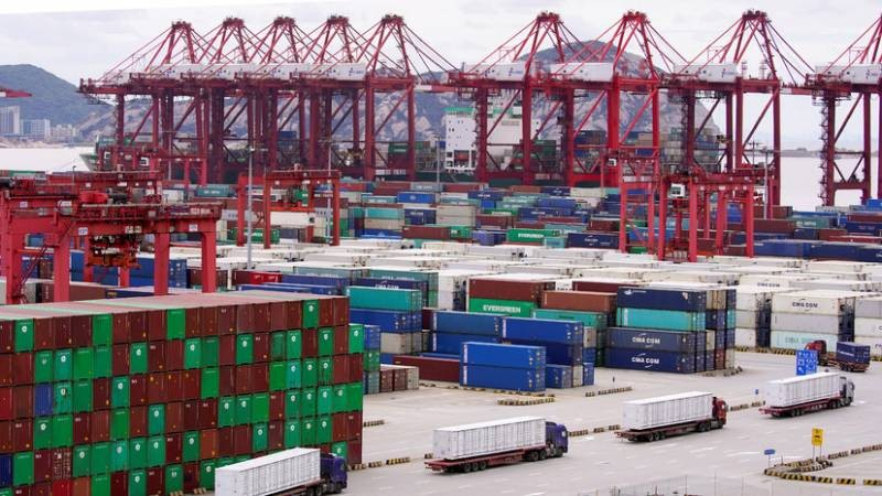 Китайский экспорт увеличивается вопреки эпидемии коронавируса