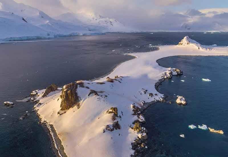 Почему Норвегия является владельцем острова Петра I