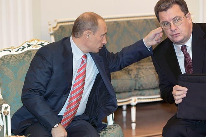 В России на 65-м году жизни умер политик Сергей Приходько