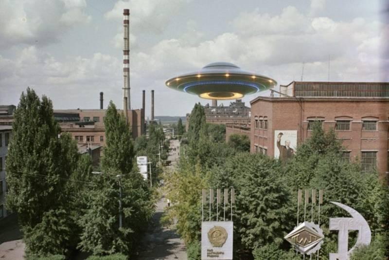 Когда НЛО впервые появилось в Воронеже, и почему не все в него поверили
