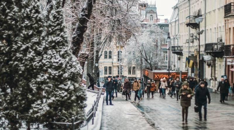 В Россию вместо растаявшего снега придут аномальные погодные качели