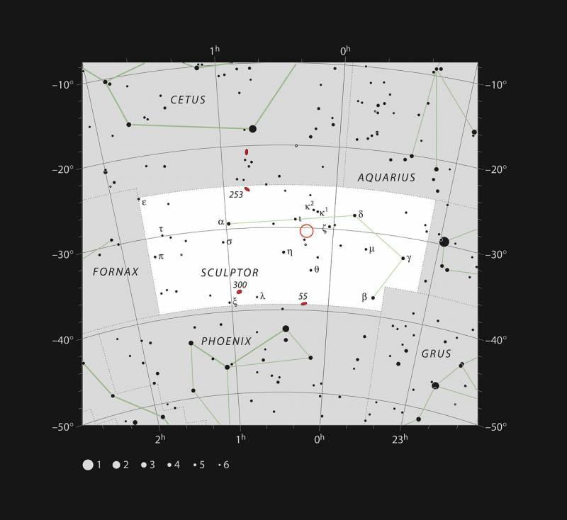 Телескоп Cheops нашёл феноменальную систему из шести планет