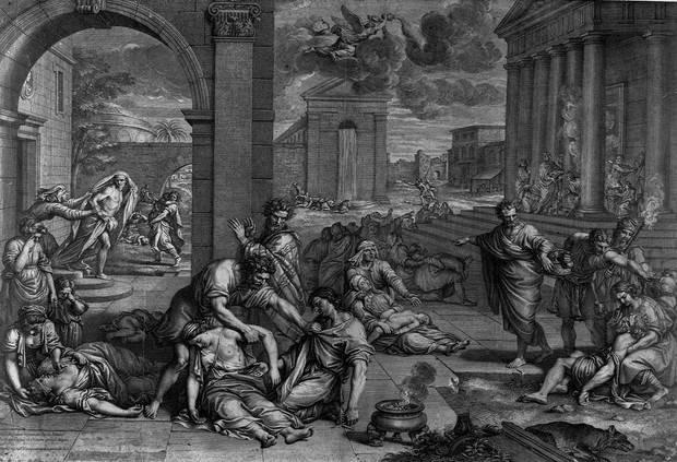 Названы самые смертоносные эпидемии в человеческой истории