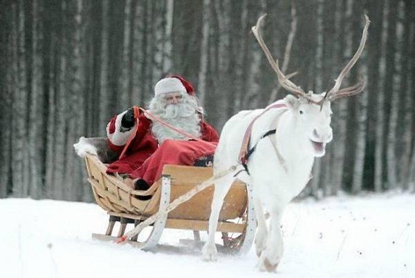 Славянский праздник День Деда Мороза и Снегурочки отмечается 30 января