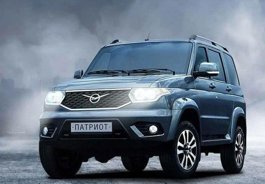 УАЗ «Патриот» начнут продавать в США в 2021 году