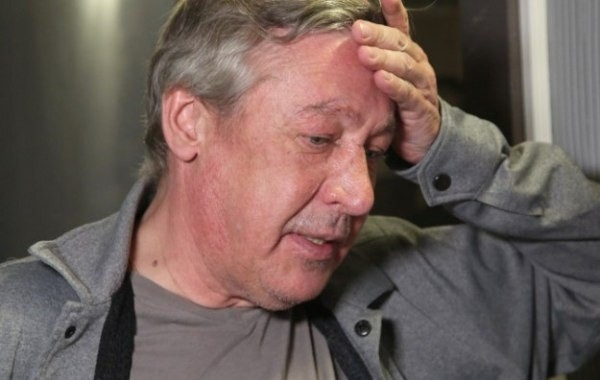 Михаил Ефремов рассказал о тюремном быте