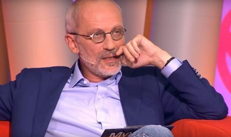 Александр Гордон не появляется в новых эпизодах передачи «Мужское и женское»