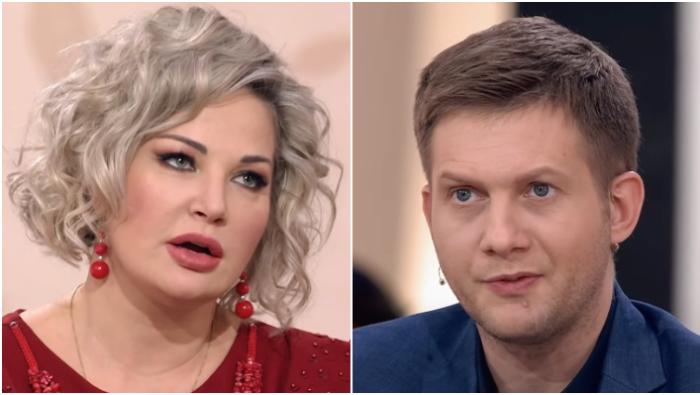 О чем рассказала Мария Максакова на шоу Бориса Корчевникова «Судьба человека»