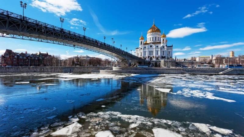 Синоптики рассказали, когда потеплеет в Москве и какой будет весна