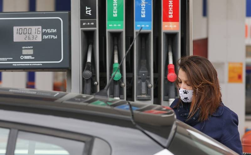 Регионы с самым дешевым бензином в России назвали специалисты