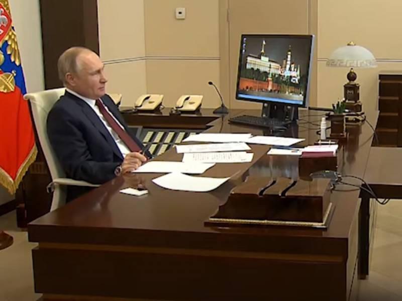 Как отреагировал Владимир Путин, узнав про зарплаты ученых в 2021 году