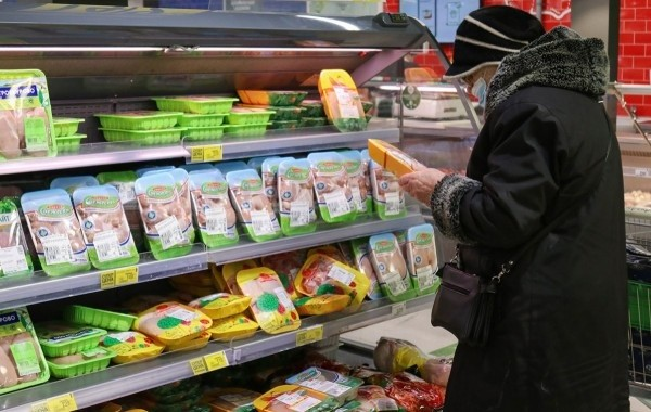 Названа причина резкого роста цен на продукты питания