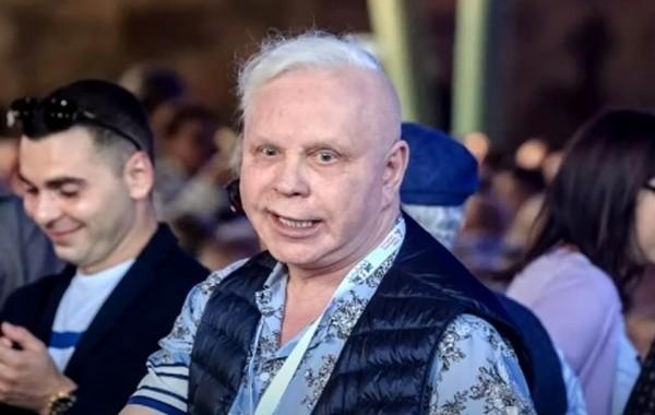 Борис Моисеев перестал называть себя артистом
