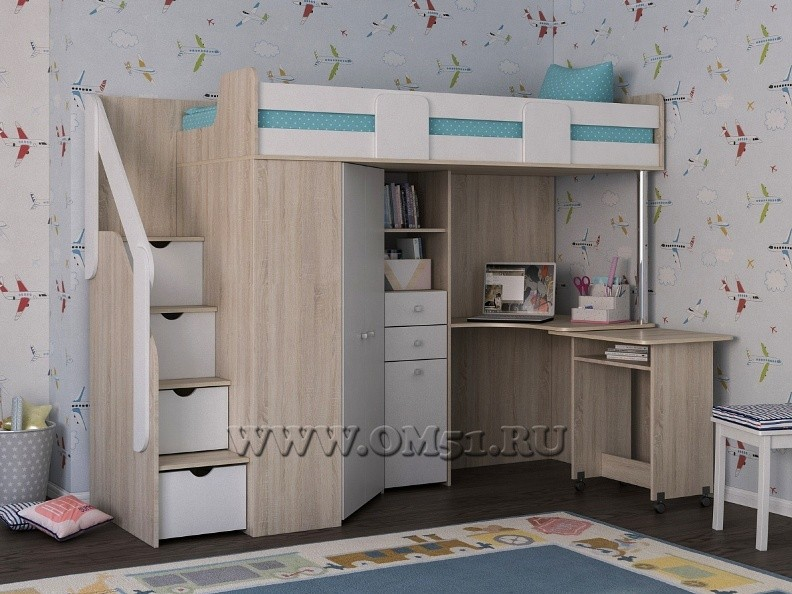 """Доступные детские кроватки от магазина """"Отличная мебель"""""""