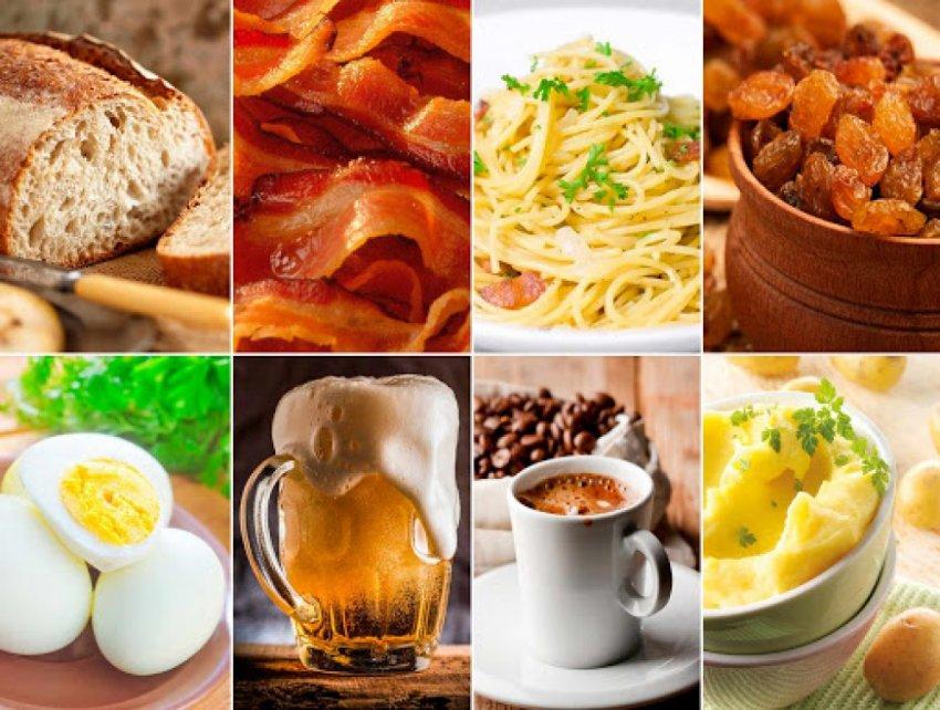 Продукты питания, которых стоит избегать