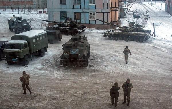 В ДНР и ЛНР подсчитали нарушения украинской армии за неделю