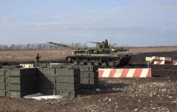 """В Донбассе украинские войска остановили свое наступление, попав в """"котел"""" ДНР и ЛНР"""