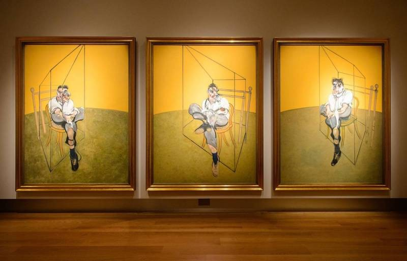 Дорогие картины известных художников, которые были проданы на аукционах в США
