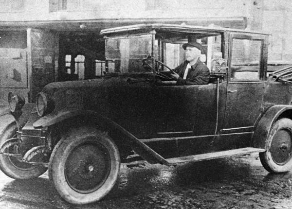 Фиакры: история появления и развития такси