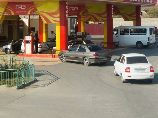 В России запланировали массовый перевод автомобилей на газ