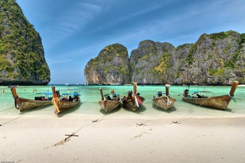 В Таиланде рассказали об открытии границ для туристов в 2021 году