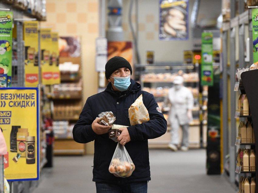 Что изменилось в структуре потребления россиян в пандемию