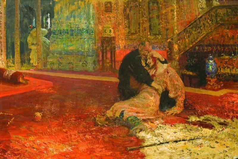 Выставка работ И. Е. Репина началась в марте 2021 года в Третьяковской галерее