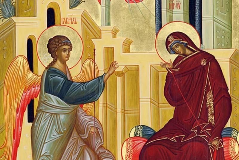 Почему нельзя мыть голову и делать прически на Благовещение
