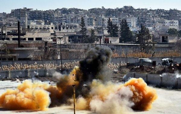 Рядом с турецкой военной базой в Сирии произошел взрыв