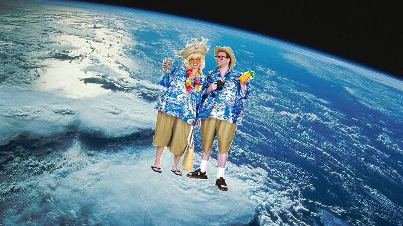 Космический туризм: фантазии или реальность