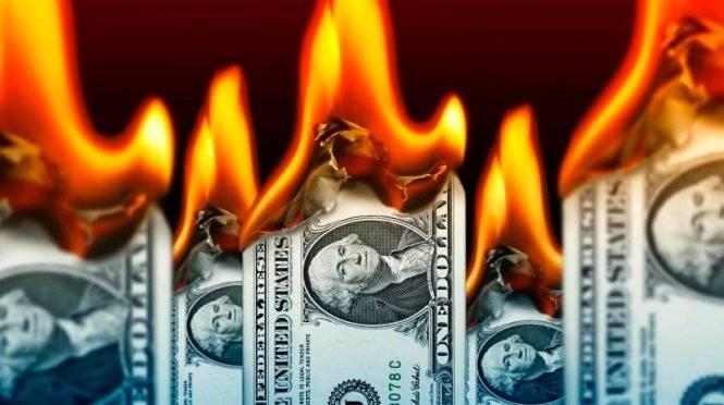 Россия готова отказаться от доллара США